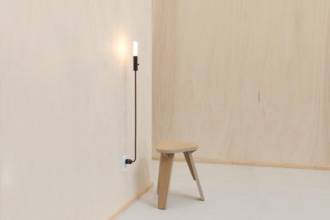 Lampada Origami Di Edward Chew : Design: la lampada senza struttura wald osso magazine