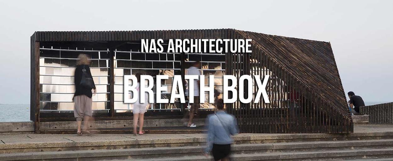 breath box festival des architectures vives. Black Bedroom Furniture Sets. Home Design Ideas