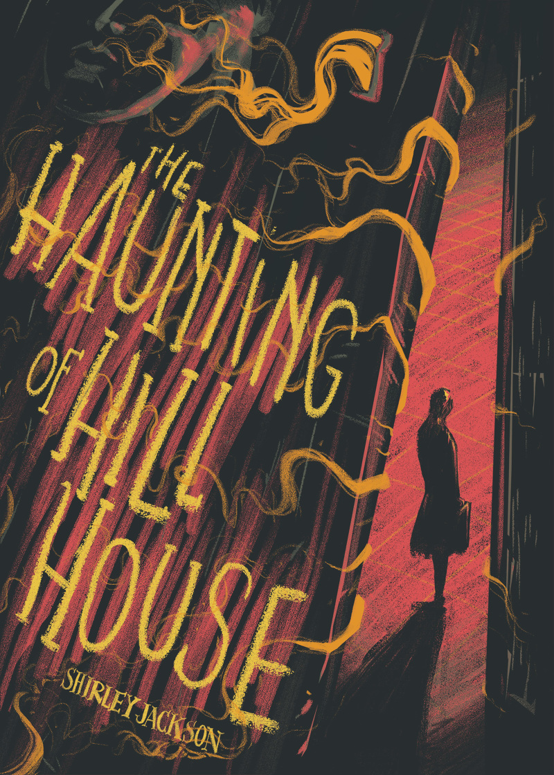 the haunting of hill house Why don't they just leave what is keeping them inside the answer in the best haunted house literature is, they don't leave because they cannot.