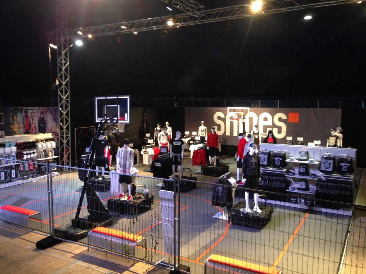 snipes shop splash festival neulant van exel. Black Bedroom Furniture Sets. Home Design Ideas