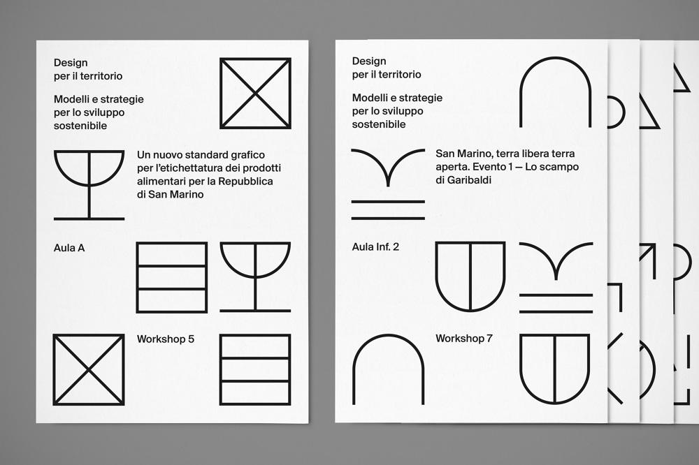 San Marino Design Workshop - Davide Di Gennaro – Graphic Design